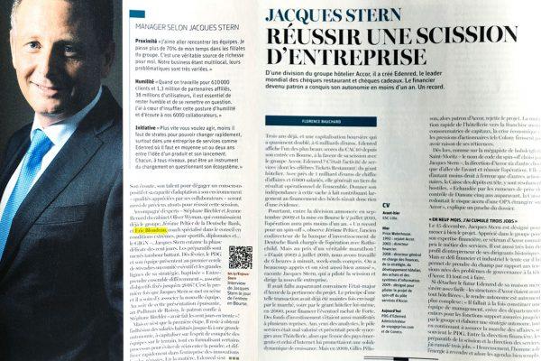 Les Echos – February 2014