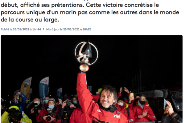 FRANCE 3 – JANUARY 2021