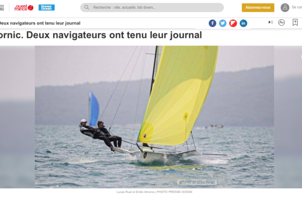 OUEST-FRANCE – MAY 2020