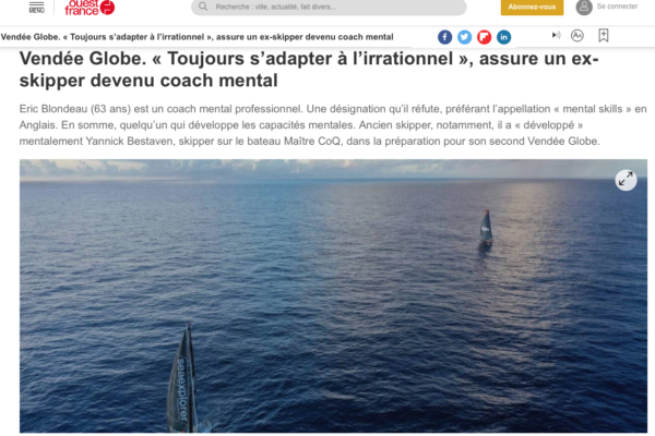 OUEST-FRANCE – NOVEMBER 2020