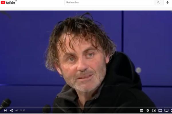 Éric Blondeau préparateur mental de Yannick Bestaven vainqueur Vendée Globe 2020